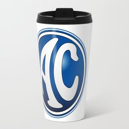 AC Cars Logo Travel Mug