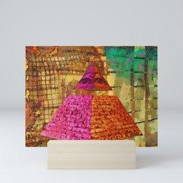 Illuminati Mini Art Print