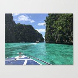 Phi Phi Island, Thailand Canvas Print