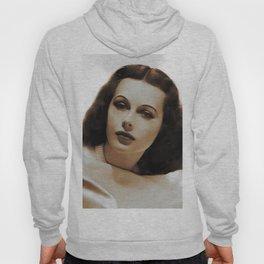 Hedy Lamarr, Hollywood Legends Hoody