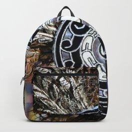 Feather Headdress Backpack