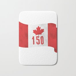 Canada 151 Canada Day Celebrations July 1s Bath Mat