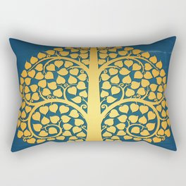 Bodhi Tree0206 Rectangular Pillow