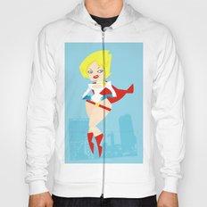 Powergirl Hoody