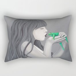 Finding My Prince Rectangular Pillow