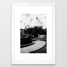 Historic Austin, Texas No.1 Framed Art Print