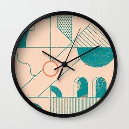 Untitled 1 Wall Clock