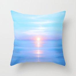Sea of Love III Throw Pillow