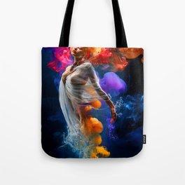 Chill Girl XIX Tote Bag
