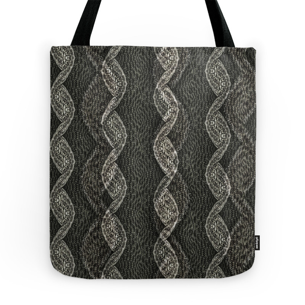 Fabric #6 Tote Purse by theartroomstudio (TBG7654018) photo