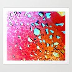 SweetFlakes Art Print