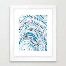 Abstract #5 Framed Art Print