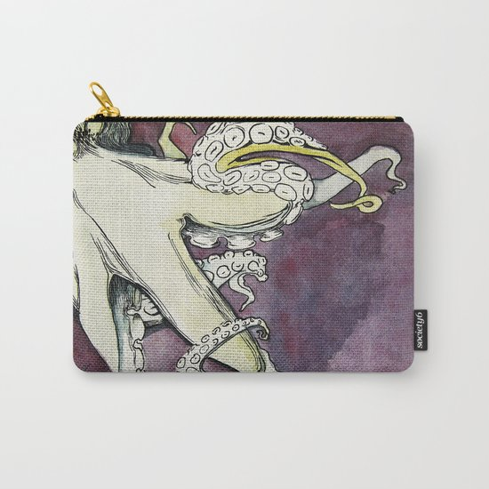 The Octopus -  Carry-All Pouch