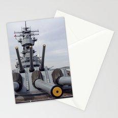 USS Iowa Stationery Cards