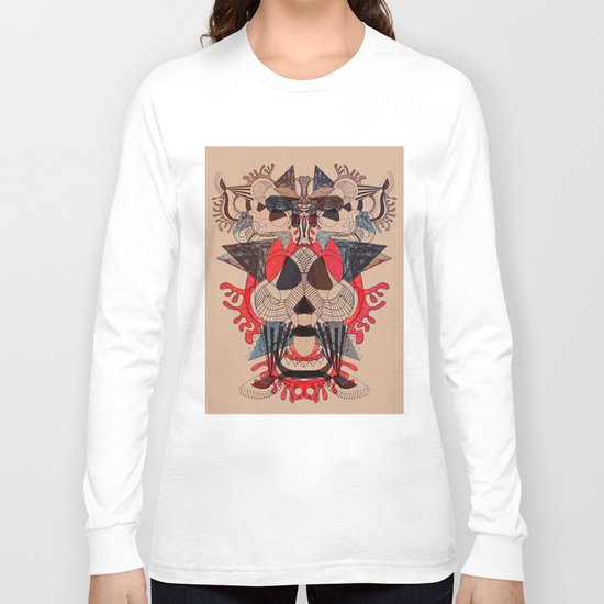 illustrated dreams Long Sleeve T-shirt