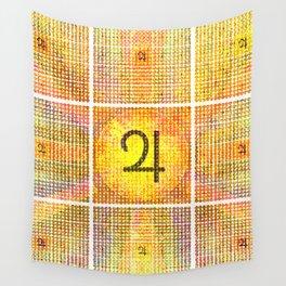 Guru/Surya (Jupiter Sun) Invocation Wall Tapestry