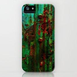 Halle 56 iPhone Case