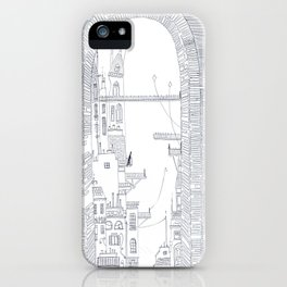 Dorotea iPhone Case