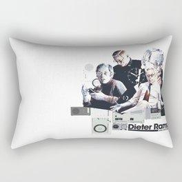 DIETER RAMS: DESIGN HEROES Rectangular Pillow