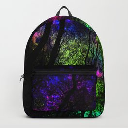 Blissful forest ii Backpack