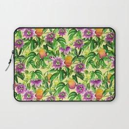 Passiflora vines Laptop Sleeve