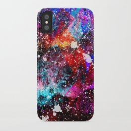 The Nebula iPhone Case