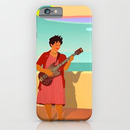 Aunt Pilar iPhone Case