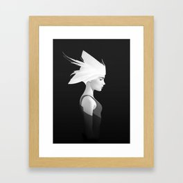My Light Framed Art Print