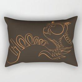 Hoot Rectangular Pillow