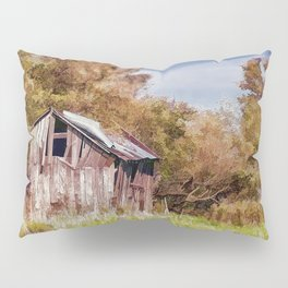 The old shed Pillow Sham