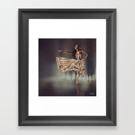 Ballereal Framed Art Print