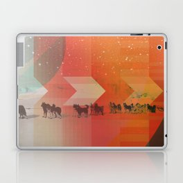 Feed The Right Dogs Laptop & iPad Skin