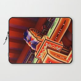 Structure of Kyoto Laptop Sleeve