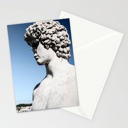 Look Over The City Stationery Cards
