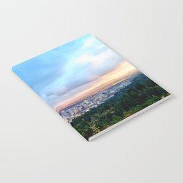 DOWNTOWN PORTLAND Notebook