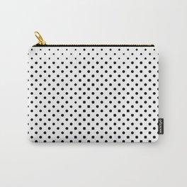 poka dot pixels Carry-All Pouch