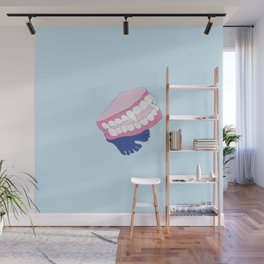 Teeth Wall Mural