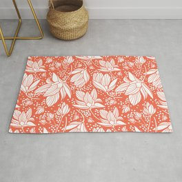 Magnolia Shower Rug