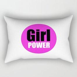 Girl POWER Rectangular Pillow