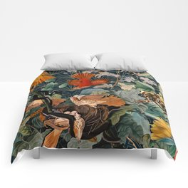 Birds and snakes Comforters
