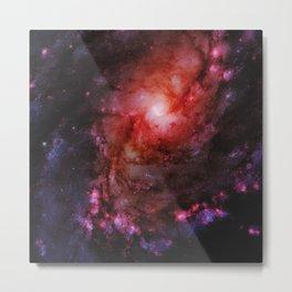 Monster of Messier 83 Metal Print