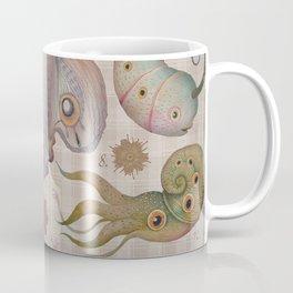 Marine Curiosities III Coffee Mug
