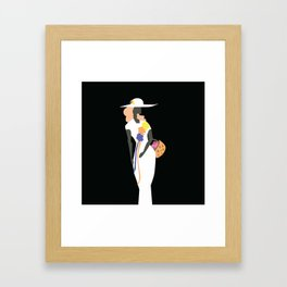 Sundress 2 Framed Art Print