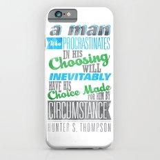 Procrastination iPhone 6s Slim Case