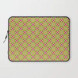 Batik Grompol bright colour Laptop Sleeve
