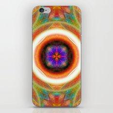 Magnetic Field iPhone Skin