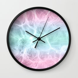 Pool Dream #2 #water #decor #art #society6 Wall Clock