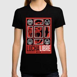 LUCHALIBRE MEXICO T-shirt