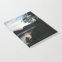 Tetons at Dawn Notebook