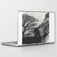 safari Laptop & iPad Skins featuring Safari by SaphronSunshine